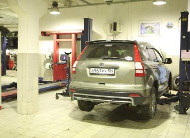 Ремонт автомобилей Хонда CR-V