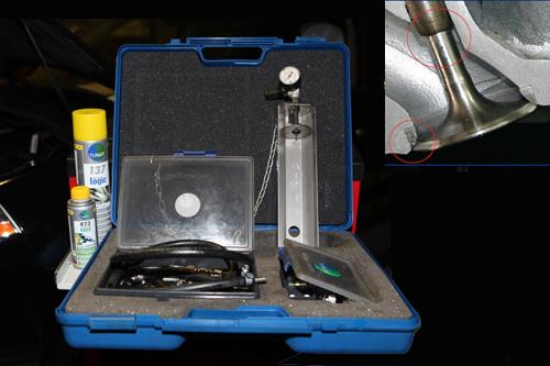 Промывка инжектора на honda