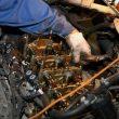 Регулировка клапанов на  Хонда