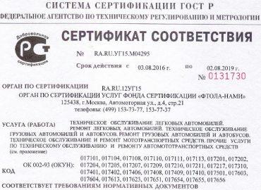 СЕРТИФИЦИРОВАННЫЙ СЕРВИС ЦЕНТР ХОНДА